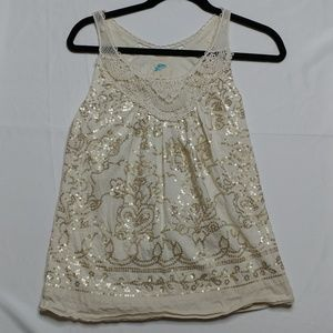 Anthropologie tank top Size S